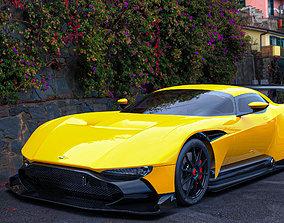 3D model Aston Martin VULCAN vulcan