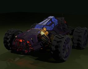 3D asset buggy