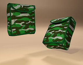 3D model Military Pouch