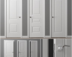 Doors Profil Doors U-series - part 2 3D model