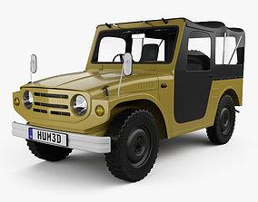 Suzuki Jimny 1970 3D model