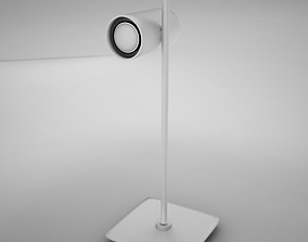 3D model lamptable
