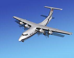 Dehavilland DHC-7 US Government 2 3D