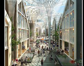 3D Architecture architectural