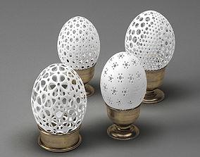 Decor Eggs 3D