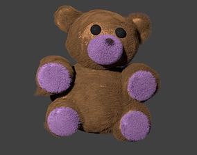 3D model Teddy Bear animals