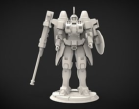 OZ-00MS2 Tallgeese II 3D print model