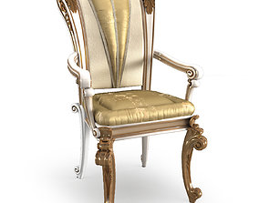 3D printable model monarch CLASSIC CHAIRS