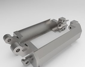 3D print model CAM14EBR AEG motor brace reinforcement