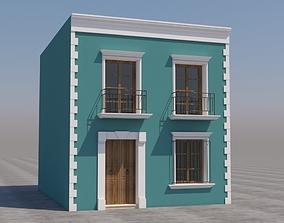Mexican House 3D mexico