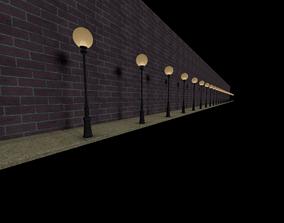Street 3D asset