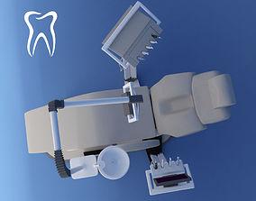 Dental Chair 3D printable model