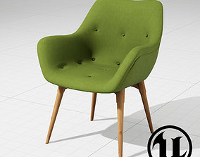 3D model Grant Featherston A310 Chair