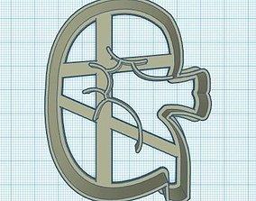 3D printable model Kidney Cookie Cutter