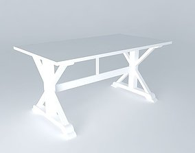 ATLANTIC table houses the world 3D