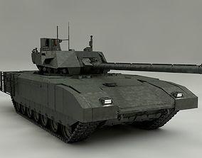 3D model T-14 Armata