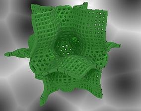 Holes math Art 3D print model