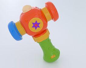 3D asset animated Hammer