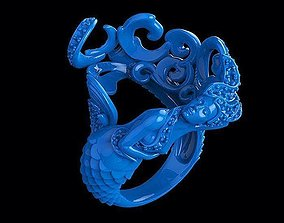 Rusalka rigs stl 3D printable model