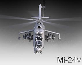 3D Mi-24V