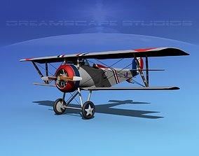 3D model Nieuport 17 V04 France