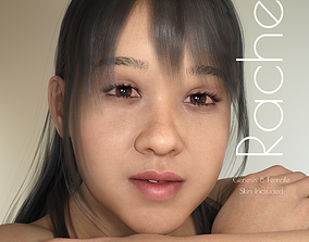 3D model Rachel - Is Beautiful Filipino G8F