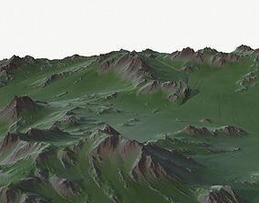 3D model Landscape 32