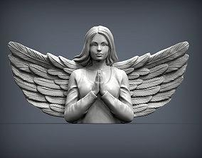 female Angel 3D print model