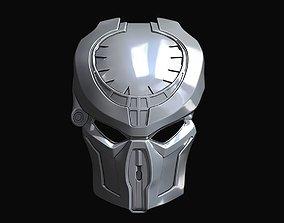 Predator Eclipse Mask 3D print model