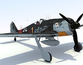 3D FW 190 a-8 Night Fighter variant
