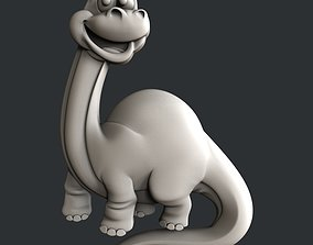 3d STL models for CNC router Dinosaur kids