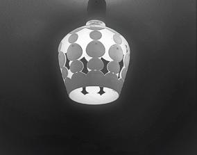 Bubble lamp shade 3D printable model