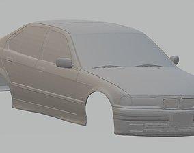 320i Printable Body Car