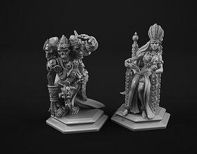Undead King 3D printable model