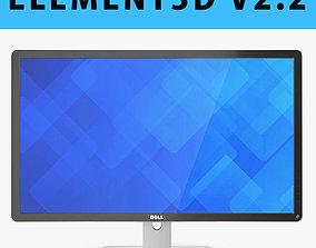 E3D - Dell P2415Q