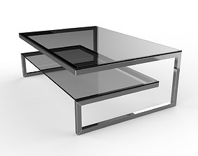 3D Coffee Table The Bronx
