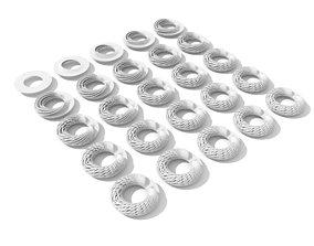 3D print model Mobius Rings