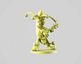 3D print model Bananabard