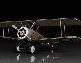 Sopwith Camel F1 3D model