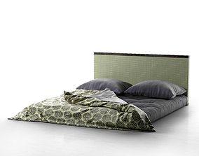 mattress Tatami Bed 3D model