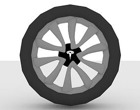 elecric Tesla Model 3 Rim