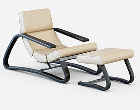 3D Armchair BAND by Marconato