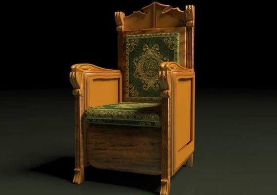 King Throne 2