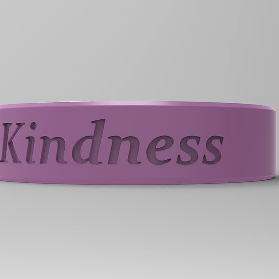 Kindness Ring Pink