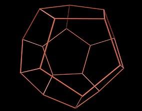 055 Dodecahedron 20 cm dE-2mm 3D printable model