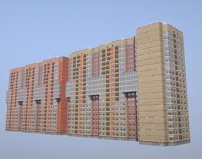 MSK Building 01 3D asset