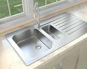 Kitchen Sink 3D asset