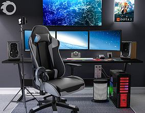 3D Gaming Room
