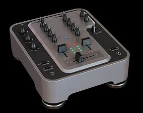 Dj Mixing System 3D