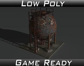 Industrial Tank 3 3D model